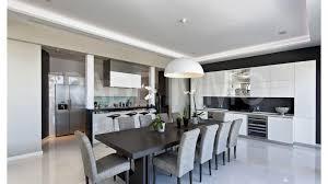 cuisine ouverte sur salle a manger table haute cuisine americaine solutions pour la d coration salle a