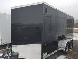 2018 Forest River Inc CLASSIC 7X14 Enclosed Cargo Trailer