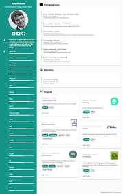GitHub - Karmats/resume-generator: Generates A Resume In Material ... Free Resume App 11 Creative Cv Layout Builder Rumes Smartphone Interface Vector Template Mobile Job Search Best Fresh Advanced For Android Bp E Build And Mtain Your Resume With The Help Of These Five Apps My Concept By Mojtaba On Dribbble Why Is Make A On Phone Information 70 For Android 2018 Wwwautoalbuminfo Cv Engineer Lets You Build From Phone Builder App To Make A Great Looking Download Studio Amazing Inspirational Atclgrain Apk