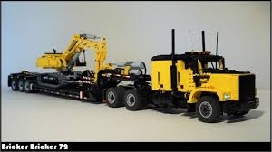Lego Truck T2 MKII With Lego Lowboy Trailer TR4 MKll With Dolly ... Lowboy Trailers By Globe Lowbed Trucks 2 Various Lowbed Cfigurations Hauling 164th White Agco Semi With 4175 4wd On Lowboy Trailer Truck Stuck Isuzu Giga Fvz Moving Sany Excavator And Ertl Diecast Mack Ultra Tractor Flatbed Vintage Lowboy Trailers For Sale Whosale Buy Reliable Motsports Underbed Ingenuity Shipped To Your Door Tri Green Sterling Lowboy Truck In Flora Peterbilt Custom 379 Heavy Haul Matchin Low Boys Eager Beaver For Sale N Magazine 3d Trailer Polys Turbosquid 1165519