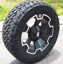 Jeep Wheels And Tires Packages | 18
