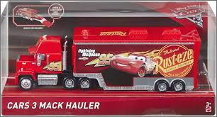 Cars 3 Mack Hauler Diecast | Toy Ideas For Everyone