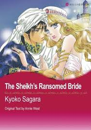 The Sheikhs Ransomed Bride Mills Boon Comics Surrender To Sheikh By