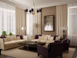 light brown living room ideas white curtain wall color