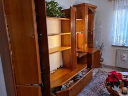 schrankwand wohnzimmer wohnwand in grafenrheinfeld