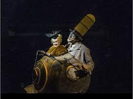 Kurios Cabinet Of Curiosities Edmonton by Cirque Goes Steampunk With Kurios Calgary Herald