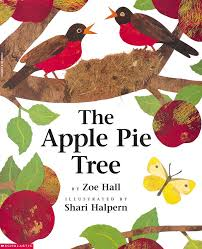 Book The Apple Pie Tree by Zoe Hall