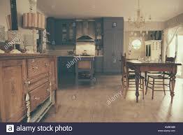 Mountain Kitchen Interior Landhausstil Küche Essbereich Und Küche Im Landhausstil Zu Hause
