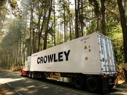 Crowley-Trucking-Container-Central-America Volvo Trucks Niece Trucking Central Iowa Trucking And Logistics Cti Inc Tnsiam Flickr Edinburgh In Curtain Van Trailer Services In California Flatbed Truck Heart Team On New Medical Service To Test Tickers Schedule Cmt Central Marketing Transport Trucking Youtube Refrigerated Transport