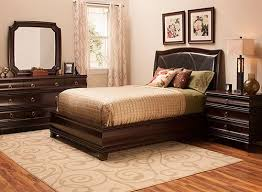 raymour and flanigan bedroom sets horizon 4 pc king platform look