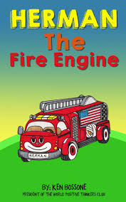100 Fire Truck Kids Childrens Book Book Gifts For Children Etsy
