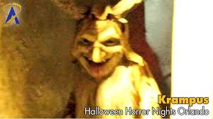 Halloween Horror Nights Parking Orlando by Krampus Walk Through At Halloween Horror Nights At Universal