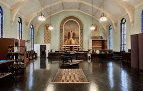 100 Chapel Conversions For Sale This 159M Church Upstate Was Transformed Into A Music Venue
