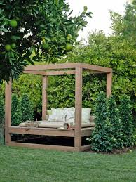 Outdoor Lounging Spaces: Daybeds, Hammocks, Canopies And More ... Interior Shade For Pergola Faedaworkscom Diy Ideas On A Backyard Budget Backyards Amazing Design Canopy Diy For How To Build An Outdoor Hgtv Excellent 10 X 12 Alinum Gazebo With Curved Accents Patio Sails And Tension Structures Best Pergola Your Rustic Roof Terrace Ideas Diy Retractable Shade Canopy Cozy Tent Wedding Youtdrcabovewooddingsetonopenbackyard Cover