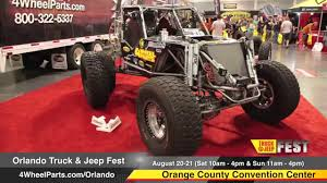 Orlando Truck And Jeep Fest 2016 - YouTube