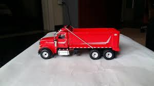 100 Toy Peterbilt Trucks First Gear 1 50 367 Dump Truck Orange For Sale Online EBay