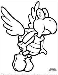 Fabulous Mario And Luigi Coloring Pages Looks Luxury Article