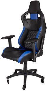 CORSAIR T1 RACE Gaming Chair - Black/Yellow