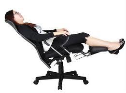 fauteuil bureau inclinable chaise d ordinateur de la maison chaise de bureau ergonomique