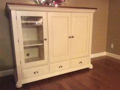 Broyhill Fontana Armoire Entertainment Hutch by Broyhill Fontana Armorie Tv Or Wardrobe Clothing Cabinet For Sale