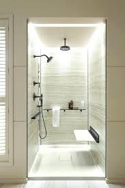 begehbare dusche mit sitzideen preisgünstig und für