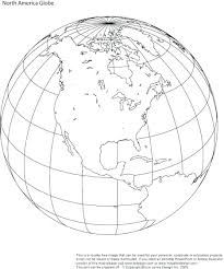 Coloring Pages Printable Picture Of Earth To Color From Space Pin Drawn Globe Black White