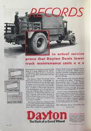 1931 Dayton Truck Tire Ad | Transport | Pinterest | Truck Tyres And ... Dayton 18565r15 88t B280 Lambros Gregoriou Tire Service Ltd Fs561 29575r225 All Position Firestone Commercial Wheels Ohio Neace D610d 11r 225 Tirehousemokena Hot Sale 2x825 Truck Steel Wheel White Powder Buy 19565r15 Nokian Wrg3 Weather 95h How To Remove Or Change Tire From A Semi Truck Youtube Onroad Drive Range Fulda Tires Need Advice On Cast Spoke Wheels Sweptlineorg Long Haul
