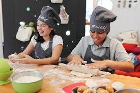 cours de cuisine pour enfants cake l atelier 15ème bons
