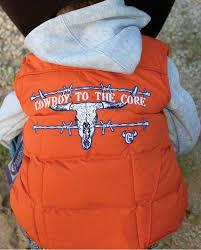 cowboy hardware boys u0027 nylon vest infant toddler fort brands
