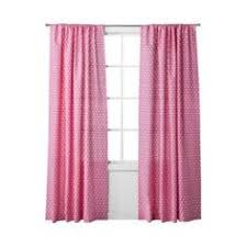 Target Pink Window Curtains by I Can Definitely Sew Something Very Similar To These