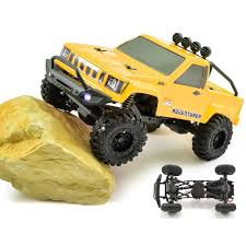 100 Rgt RGT RC Car 124 136240 4WD 4x4 Lipo Mini Monster Off Road Truck RTR Rock Crawler With Lights