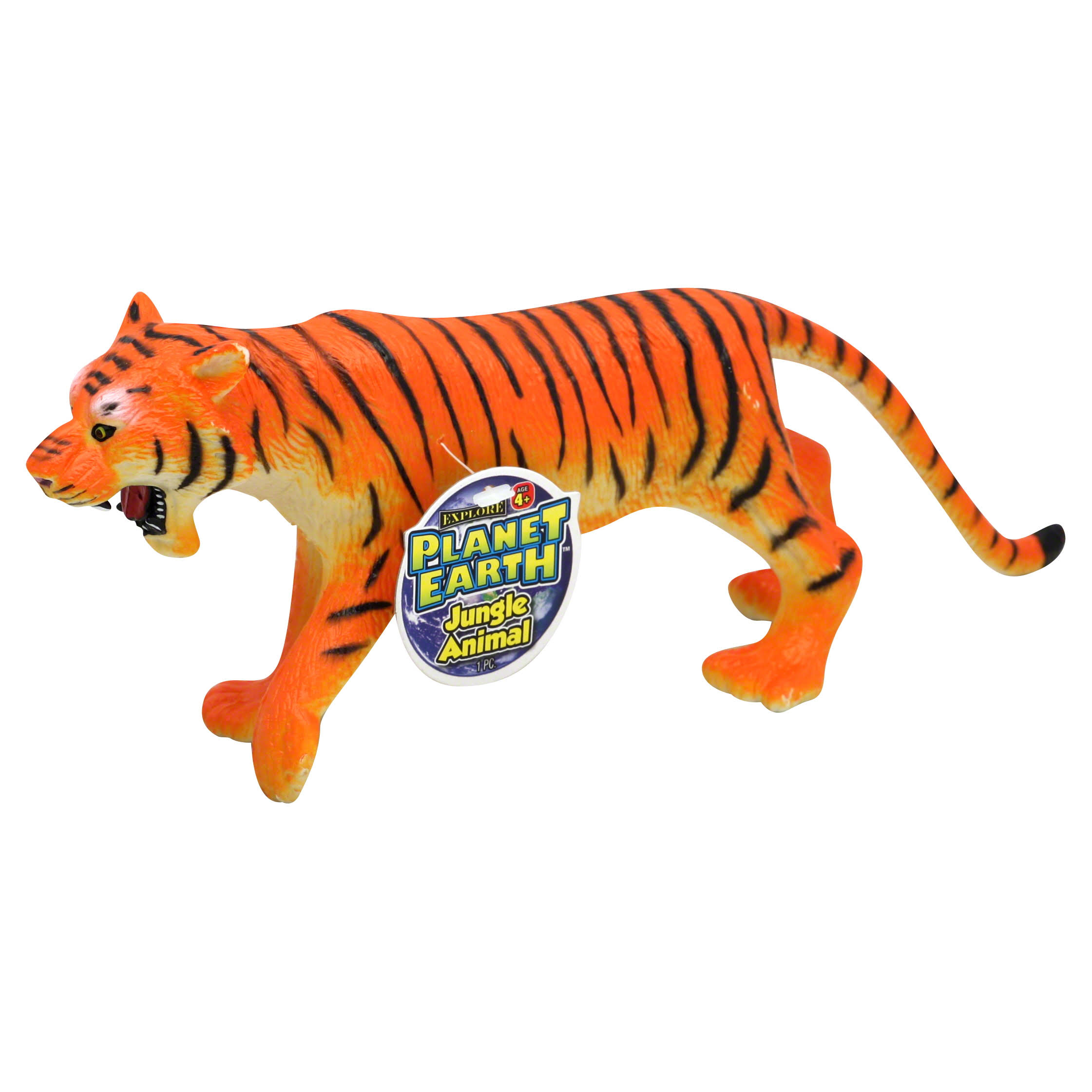 Ja-Ru Explore Planet Earth Jungle Animal Figure - Set of 24