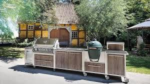 outdoorküche tipps rund um den kochplatz im freien