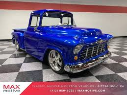 100 Classic Chevrolet Trucks For Sale 1956 Pickup For Sale 2203175 Hemmings Motor News