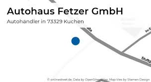 autohaus fetzer gmbh hauptstraße in kuchen autohändler