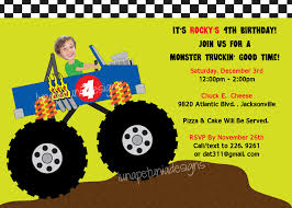 Monster Truck Birthday Party Invitations | Best Party Ideas Mr Vs 3rd Monster Truck Birthday Party Part Ii The Fun And Cake Monster Truck Food Labels Mrruck_party_invitions_mplatesjpg Unique Free Printable Grave Digger Invitations Gallery Marvelous Ideas At In A Box Cool Blue Card Truck Birthday Blaze The Machine Invitation On Design Of Jam Ticket Style Personalized 599 Sophisticated Photo Christmas Card