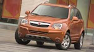 100 Saturn Truck Newcomers 2008 Vue Motor Trend