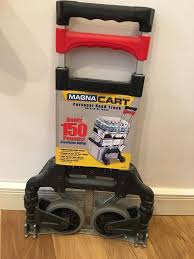 Magna Cart Hand Truck | In Edinburgh City Centre, Edinburgh | Gumtree Magna Cart Mci Personal Hand Truck Grey Amazoncouk Diy Tools Shop Magna Cart Alinum Rubber And Dolly At Lowescom Buy Flatform 109236 Only 60 Trendingtodaypw Handee Walmartcom Folding Convertible Trucks Sixwheel Platform Harper 150 Lb Capacity Truckhmc5 The Home Depot Northern Tool Equipment Relius Elite Premium Youtube Ff Hayneedle