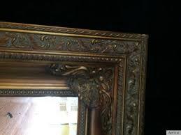 riesen wandspiegel wohnzimmerspiegel dekospiegel barock 7008