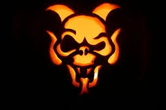 Clown Pumpkin Template by Pumpkin Carving Rottenworks