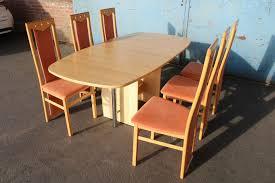 essgruppe esstisch mit 6 stühlen tisch stuhl esszimmer