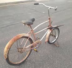 100 Schwinn Cycle Truck For Sale 62 Vintage Bike With Drop Stand Stem Seat