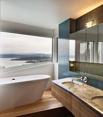 100 Parsonson Architects Bathrooms A Wellington Bathroom With An Ocean View