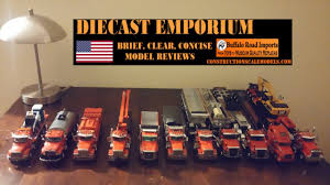 100 Diecast Truck Models Red 150 Scale Collection Sword TWH WSI Norscot