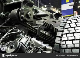 Leaf Springs Of A Truck — Stock Photo © Wsintapanon.hotmail.com ...