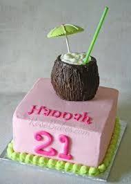 Pi±a Colada Cake Rose Bakes