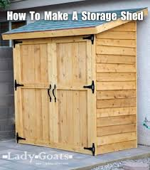 Sams Club Vinyl Outdoor Storage Sheds by How To Make An Outdoor Storage Shed Woodworking Pinterest