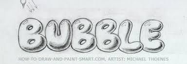 bubble letters for the sub Art Teacher Pinterest