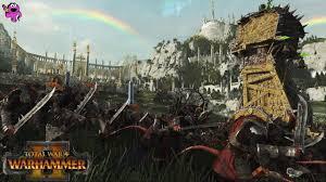 total siege total war warhammer 2 gameplay epic skaven siege of the high