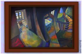 Childhood House 2 Modern Art